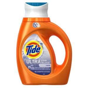 Tide Ultra Plus Laundry Detergent