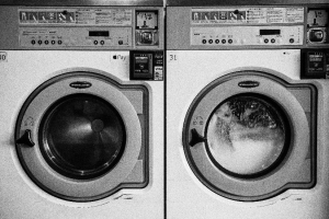 two washing machines